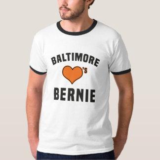 愛ベルニーの信号器のティー Tシャツ