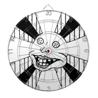 愛ボタン- O.B. (元のButtonhead) ダーツボード