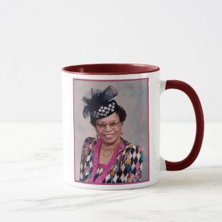 愛マグを持つMinnie マグカップ