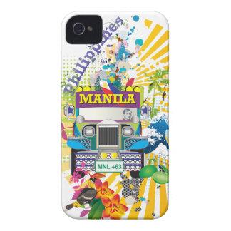 愛マニラ、フィリピン Case-Mate iPhone 4 ケース