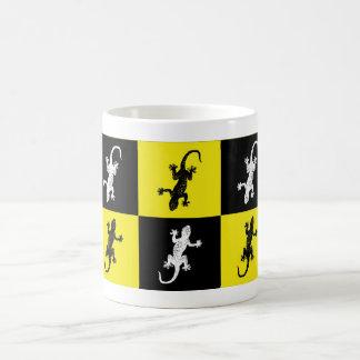 愛ヤモリのマグ コーヒーマグカップ