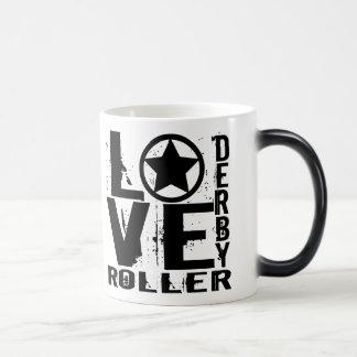 愛ローラーダービー モーフィングマグカップ