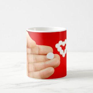 愛丸薬 コーヒーマグカップ