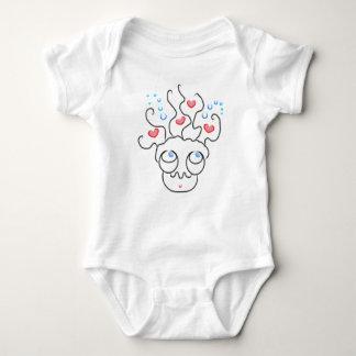 愛乳児のクリーパーのLolo ベビーボディスーツ