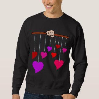 愛人形遺いのワイシャツ-スタイルを選んで下さい スウェットシャツ