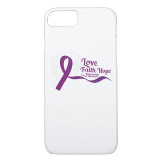 愛信頼の希望の膵臓癌 iPhone 8/7ケース