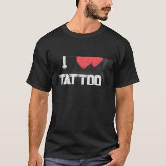 愛入れ墨 Tシャツ