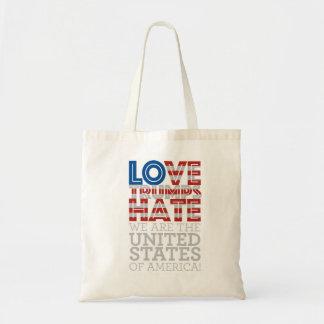 愛切札の憎悪の戦闘状況表示板 トートバッグ