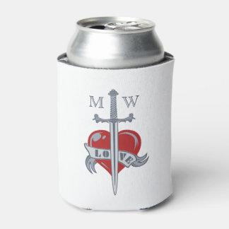 愛剣のカスタムな飲み物のクーラー 缶クーラー
