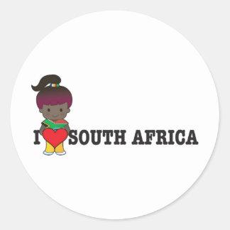 愛南アフリカ共和国 ラウンドシール
