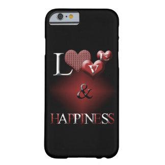 愛及び幸福 BARELY THERE iPhone 6 ケース