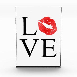 愛唇 表彰盾