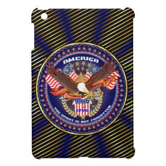 愛国心が強いすべてのスタイルは見ます芸術家のコメントを喜びます iPad MINIカバー