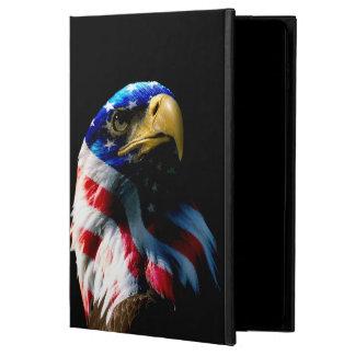愛国心が強いアメリカのワシ POWIS iPad AIR 2 ケース