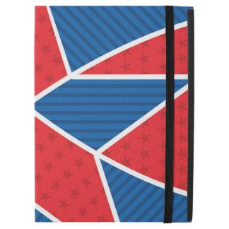 """愛国心が強いアメリカの星 iPad PRO 12.9"""" ケース"""