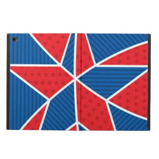愛国心が強いアメリカの星 POWIS iPad AIR 2 ケース
