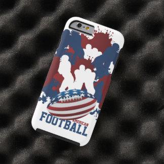 愛国心が強いアメリカン・フットボール ケース