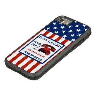 [愛国心が強いアメリカ人]呼ばれる軍の退役軍人の義務 Case-Mate TOUGH EXTREME iPhone 8/7ケース