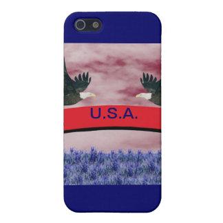 愛国心が強いイーグルス iPhone 5 カバー