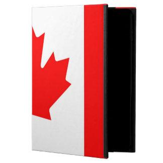 愛国心が強いカナダの旗 POWIS iPad AIR 2 ケース