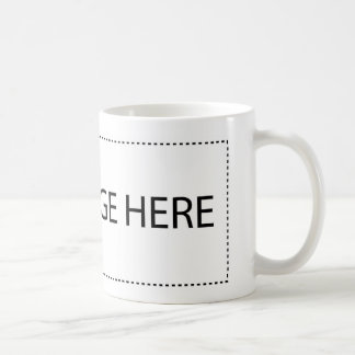 愛国心が強いギフトのテンプレート コーヒーマグカップ