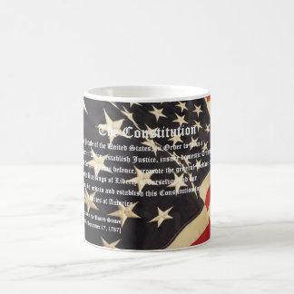 愛国心が強いコーヒー・マグ コーヒーマグカップ