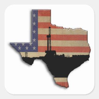 愛国心が強いテキサス州の石油開発の装備 スクエアシール