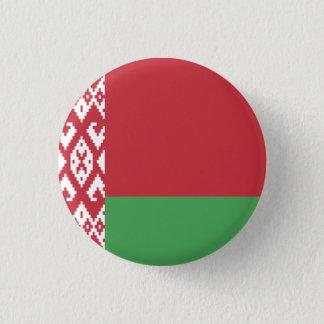 愛国心が強いベラルーシの旗 3.2CM 丸型バッジ