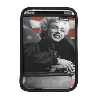 愛国心が強いマリリン iPad MINIスリーブ
