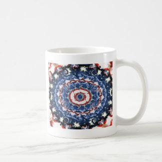 愛国心が強い可塑性 コーヒーマグカップ