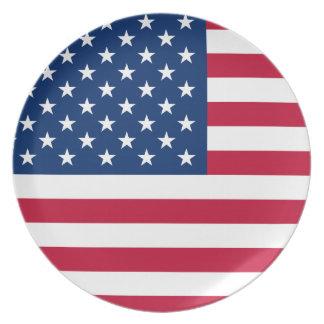 愛国心が強い希望 プレート
