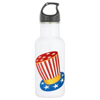 愛国心が強い帽子 ウォーターボトル
