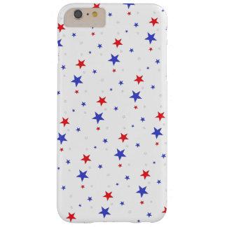 愛国心が強い星の携帯電話の箱 スリム iPhone 6 PLUS ケース