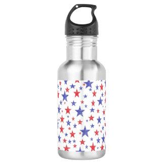 愛国心が強い星 ウォーターボトル