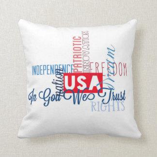 愛国心が強い枕 クッション