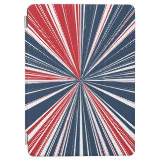 愛国心が強い破烈の抽象芸術 iPad AIR カバー