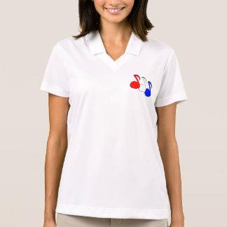 愛国心が強い第8ノートのポロシャツ ポロシャツ