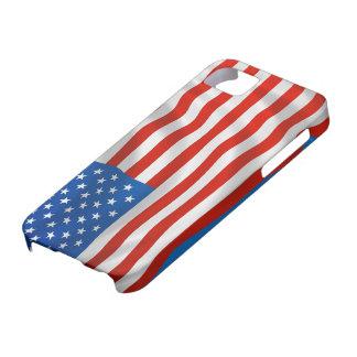 愛国心が強い米国の旗 iPhone SE/5/5s ケース
