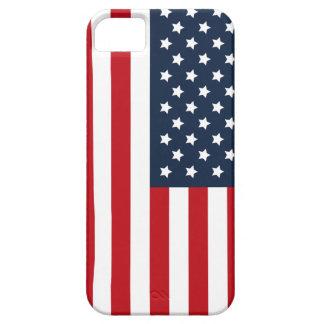 愛国心が強い米国旗のiPhoneの場合 iPhone SE/5/5s ケース