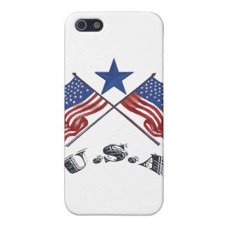 愛国心が強い米国 iPhone 5 CASE