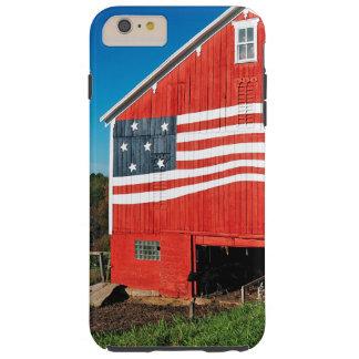 愛国心が強い納屋 TOUGH iPhone 6 PLUS ケース