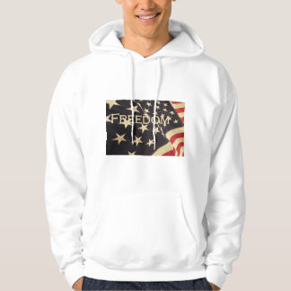 愛国心が強い自由のワイシャツ パーカ