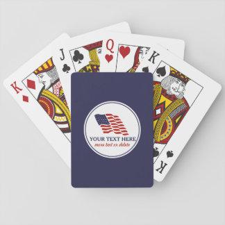 愛国心が強い7月4日アメリカ米国の旗のカスタム トランプ