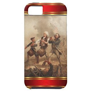 愛国心が強いIPhone 5の穹窖 iPhone SE/5/5s ケース