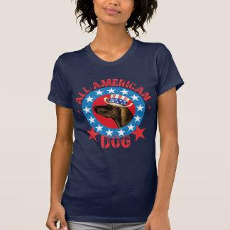 愛国心が強いPlott Tシャツ