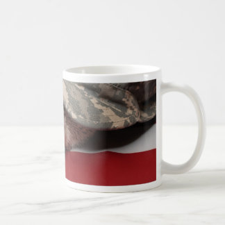 愛国心が強いPog コーヒーマグカップ
