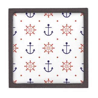 愛国心が強く航海のなパターン ギフトボックス