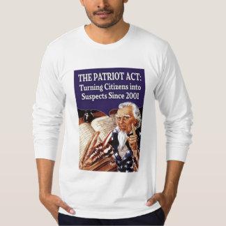 愛国者の攻撃 Tシャツ