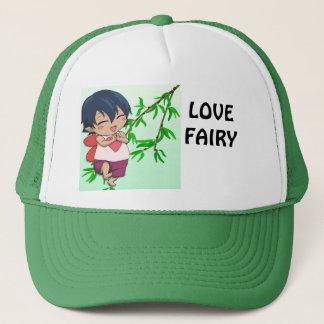 愛妖精に会って下さい キャップ