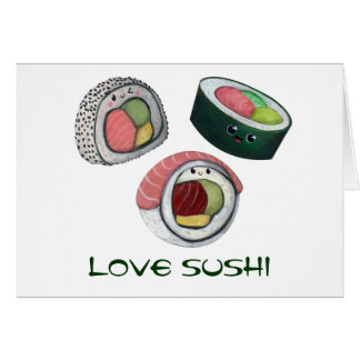 愛寿司 カード